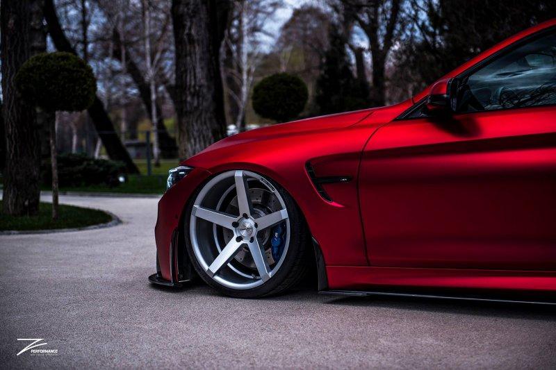 BMW M4 в тюнинге от Z-Performance