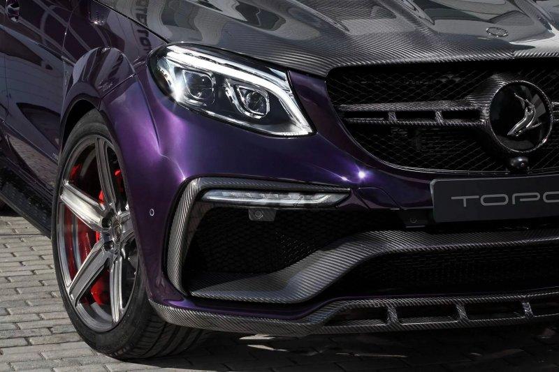 Mercedes-AMG GLE 63 S Inferno в исполнении TopCar