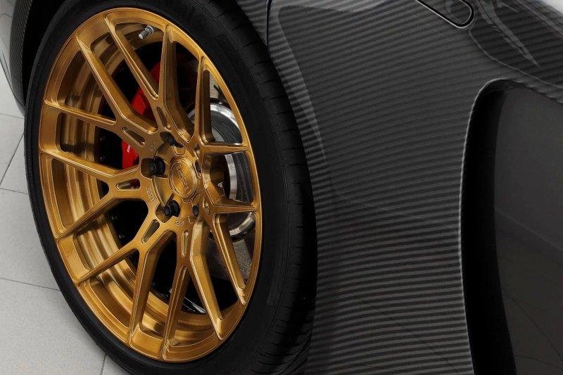 Эксклюзивный Porsche Panamera GTR Carbon Edition 1/3 от мастеров TopCar