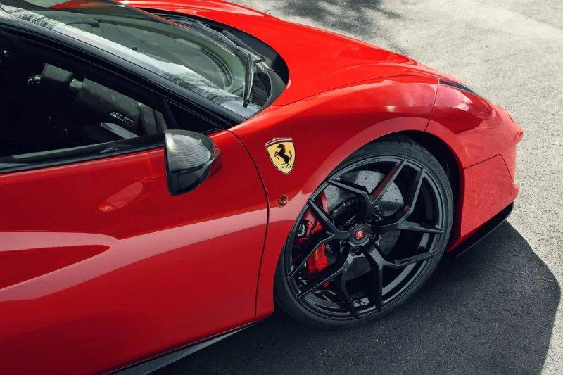 820-сильная Ferrari 488 GTB в исполнении Pogea Racing