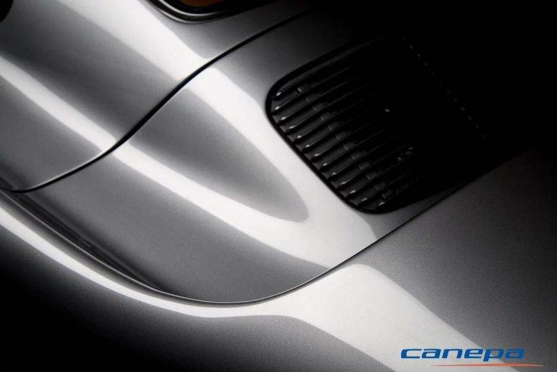Canepa реставрировали Porsche 959 и разогнали его мощность до 800 л.с.