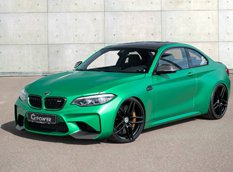 500-сильная версия BMW M2 в исполнении G-Power