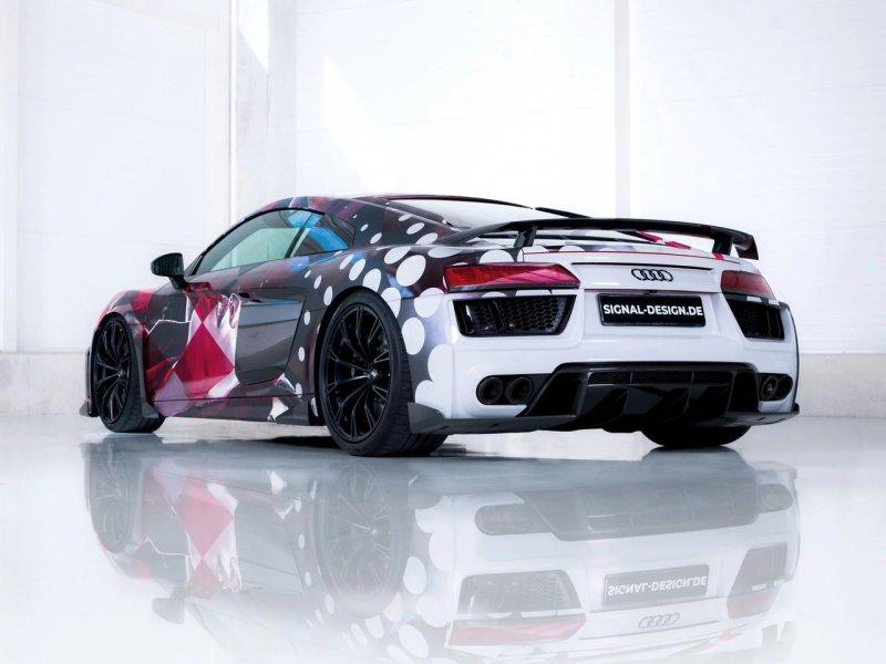 Audi R8, RS4-R и RS5-R в исполнении ABT Sportsline