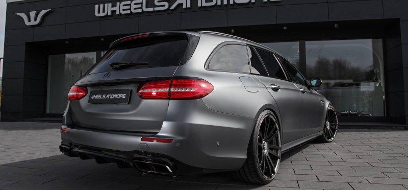 712-сильный Mercedes-AMG E63 S от Wheelsandmore