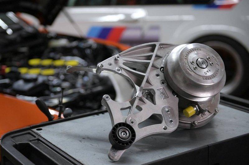 G-Power кастомизировали BMW M3 V8 к своему 35-летию