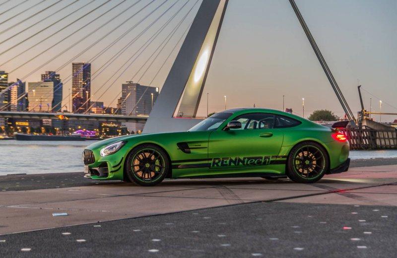 825-сильный Mercedes-AMG GT R в исполнении RENNtech