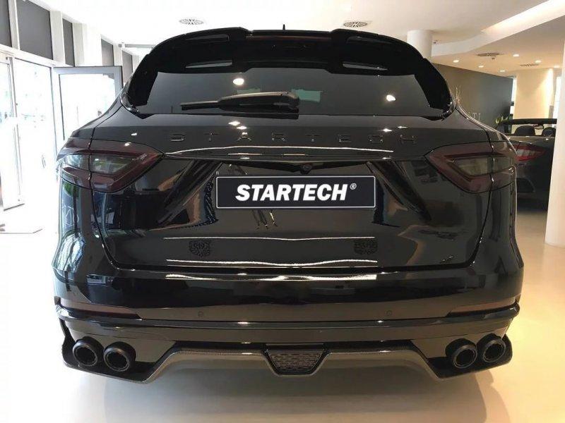 Maserati Levante в тюнинге от мастеров Startech