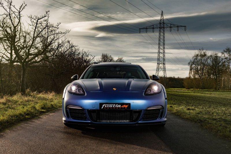 Porsche Panamera в тюнинг от мастеров Prior Design