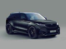 Range Rover Velar в тюнинге от Aspire Design