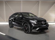 Mercedes-AMG GLE 63 S Coupe от мастеров Larte Design