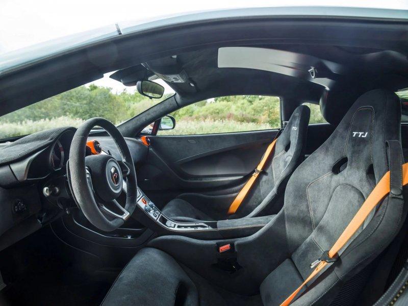 MSO представили McLaren 675LT в оформлении Gulf Racing