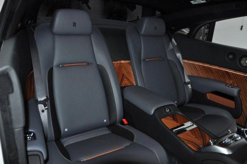 Кастомизированный Rolls-Royce Wraith от Absolute Motors