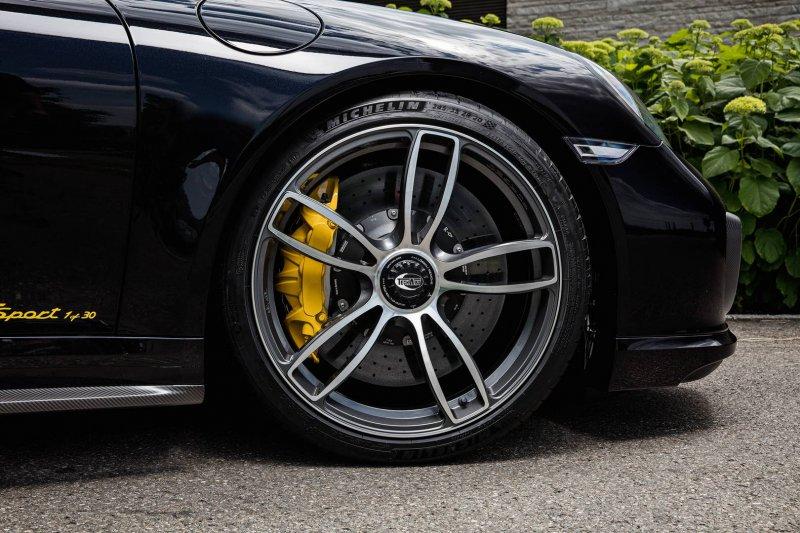 Porsche 911 Turbo S в исполнении Techart