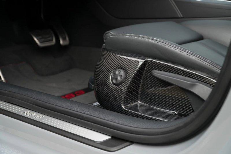 500-сильная Audi RS3 Sedan от мастеров ABT Sportsline