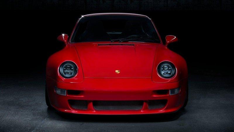 Porsche 993 400R от компании Gunther Werks