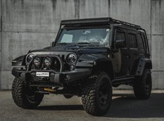 Jeep Wrangler Rubicon от мастерской Cartech