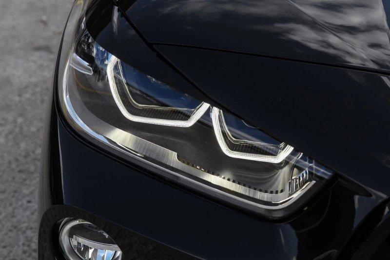 Тюнинг-компания Dahler представила свою версию BMW X2