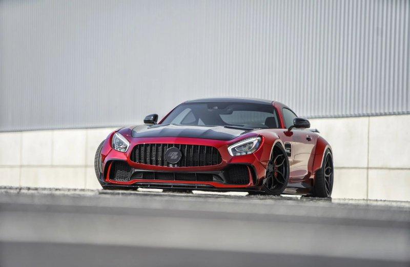 Mercedes-AMG GT S в исполнении Prior Design