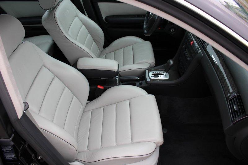 Audi RS6 2003-го года в модификации мастерской MTM