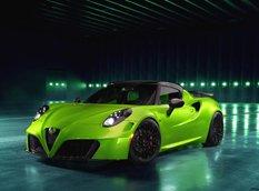 Pogea Racing создали свою самую экстремальную версию Alfa Romeo 4C