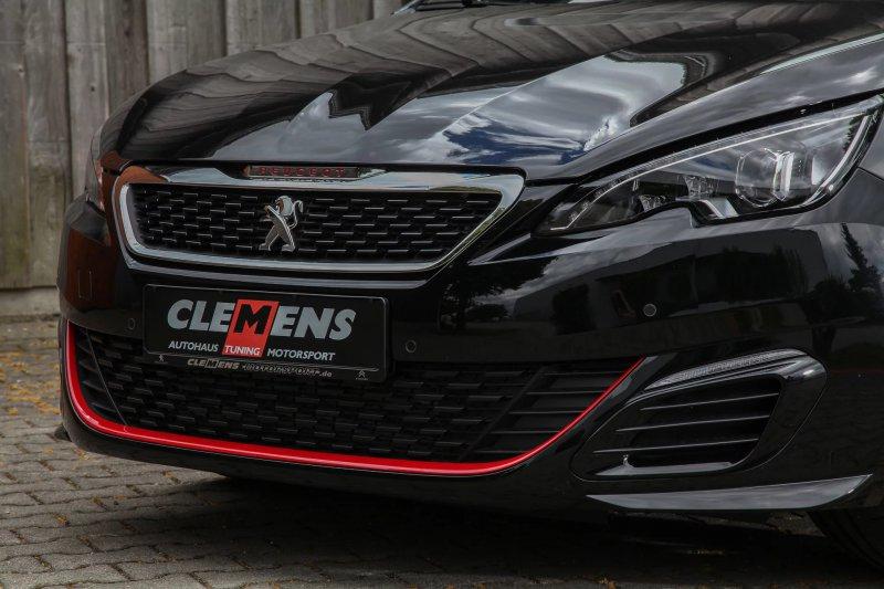 Peugeot 308 GTi от мастерской Clemens Motorsport