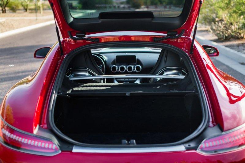 Mercedes-AMG GT S в тюнинге Creative Bespoke
