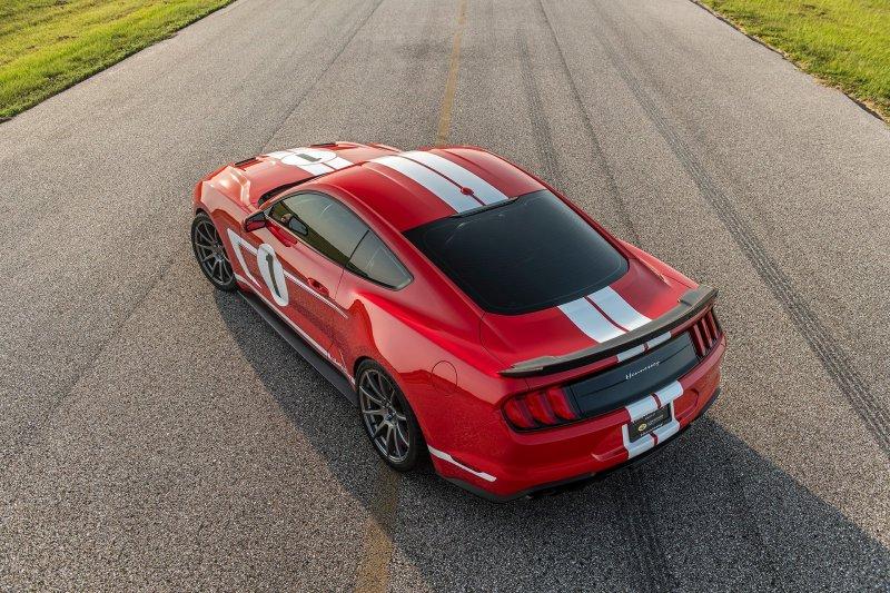 Юбилейный Ford Mustang Heritage Edition от мастеров Hennessey