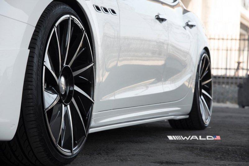 Maserati Ghibli от мастерской Wald International