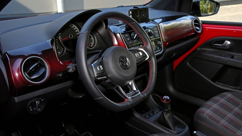 Volkswagen Up! GTI в модификации B&B Automobiltechnik
