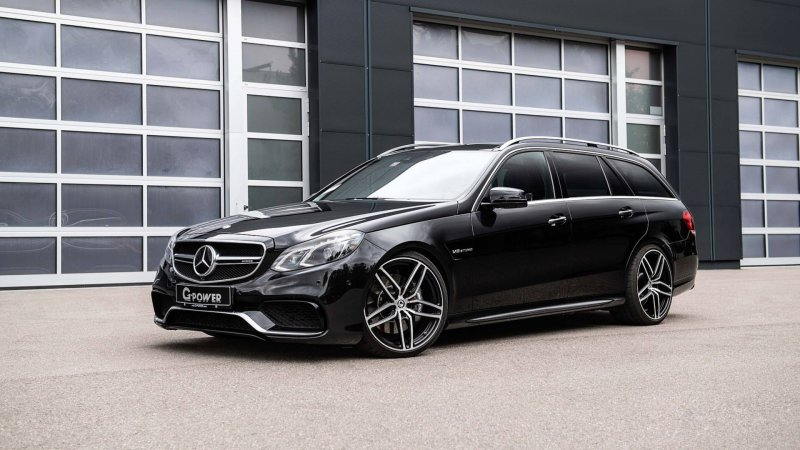 800-сильный Mercedes-AMG E63 S Estate от G-Power