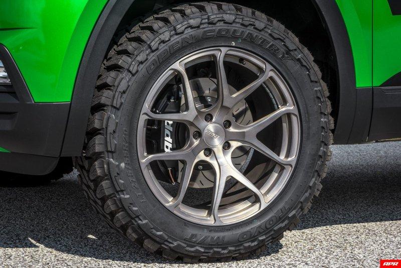 APR разработали комплект апгрейдов для Volkswagen Atlas
