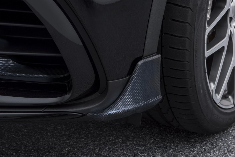 Brabus превратили Mercedes-AMG GLC 63 S в 600-сильный кроссовер Brabus 600
