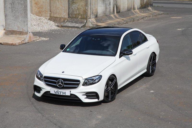 Мастерская Vath разработала набор апгрейдов для Mercedes-Benz E350d