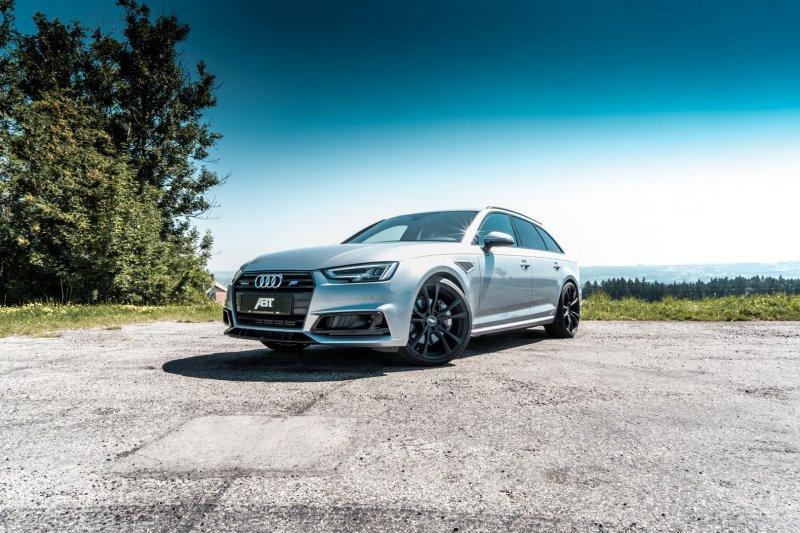 ABT Sportsline разработали тюнинг-пакет для Audi A4 B9