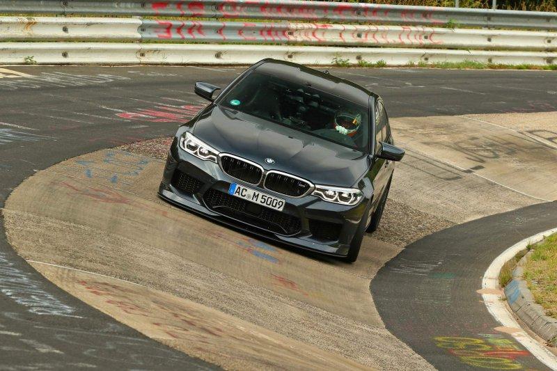 AC Schnitzer разработали самую быструю версию BMW M5