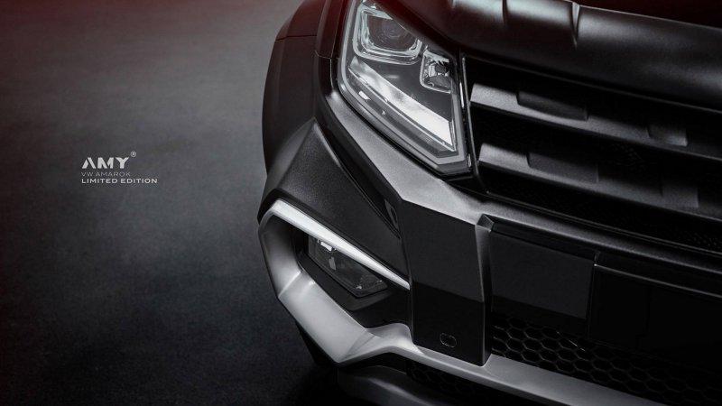 Carlex Design запустил ограниченную серию Volkswagen Amarok