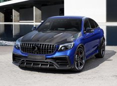 Mercedes-AMG GLC 63 Coupe в тюнинге TopCar