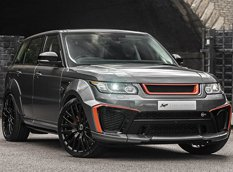 Range Rover Sport SVR Pace Car в исполнении Kahn Design