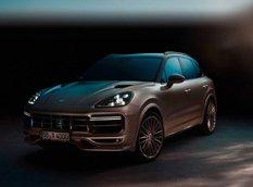 Porsche Cayenne Turbo от TechArt: дикий снаружи, комфортный внутри