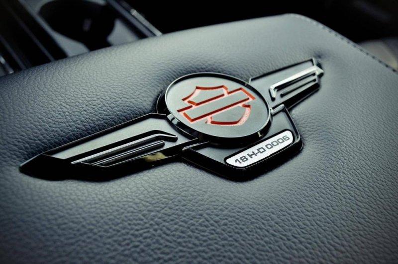 Harley-Davidson возобновили выпуск специальной версии Ford F-150