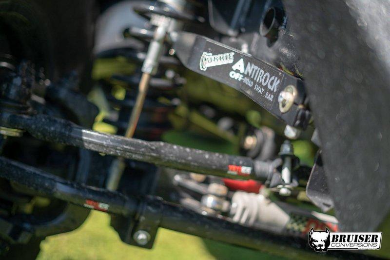 Bruiser Conversions представил хардкор-джип на базе Jeep Wrangler