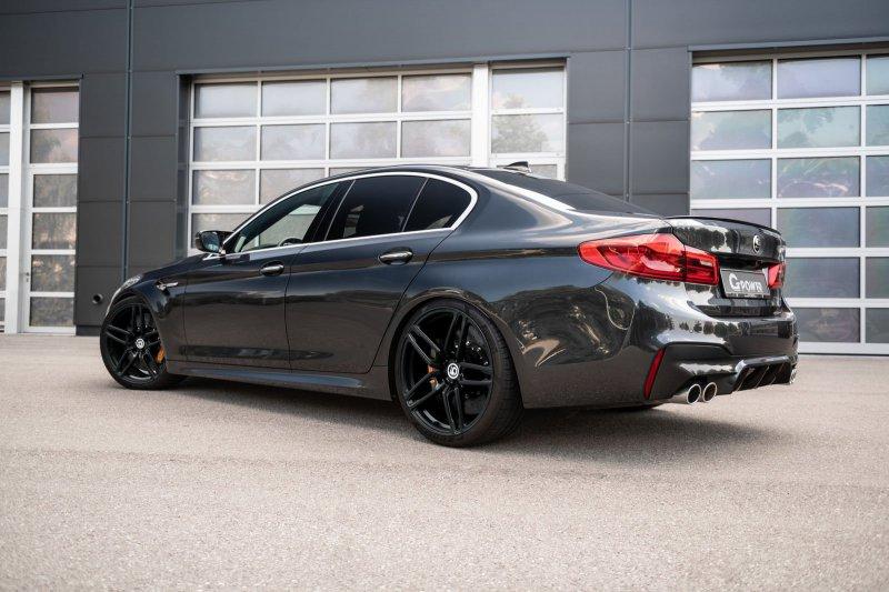 789-сильный BMW M5 F90 от G-Power