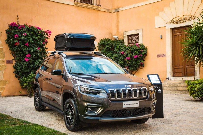Набор апгрейдов для Jeep Cherokee 2019 от Mopar