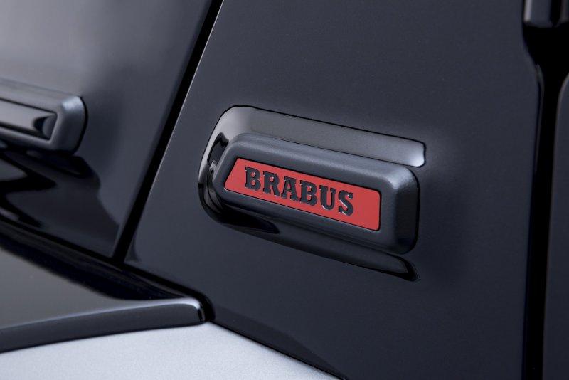 Модифицированный Mercedes-AMG G63 2019 от Brabus