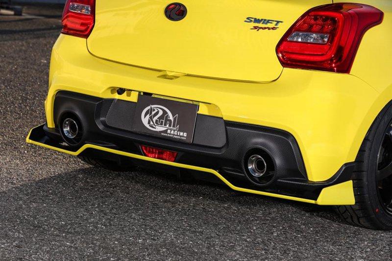 Кузовной набор для Suzuki Swift Sport от Kuhl Racing