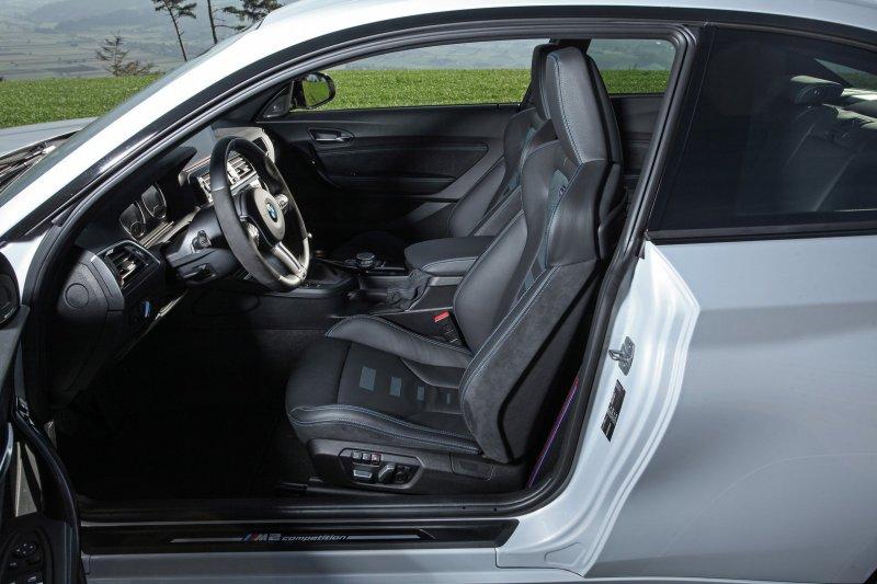 Новая 532-сильная версия BMW M2 Competition от Dahler