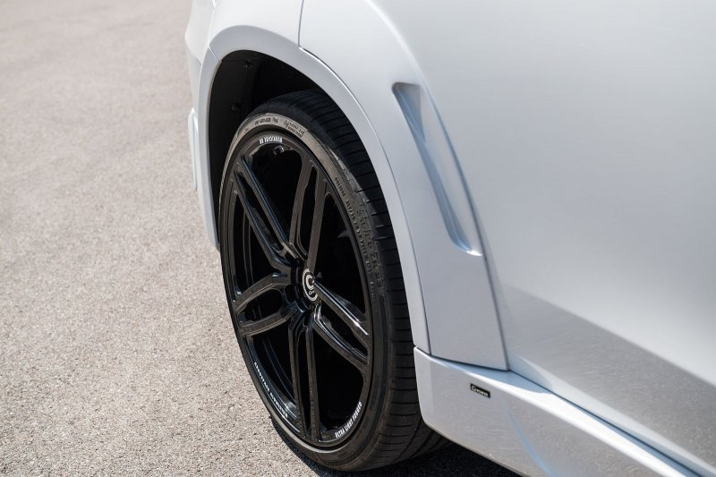 BMW X5 в новом обвесе от мастеров G-Power