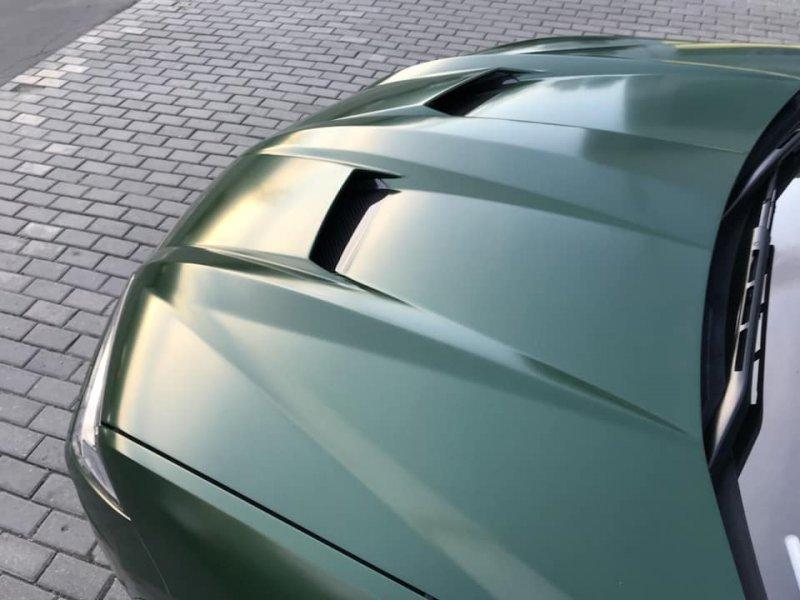 Lamborghini Urus в исполнении мастерской TopCar Design