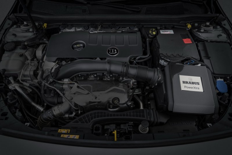 Mercedes-Benz A-Class в тюнинге Brabus