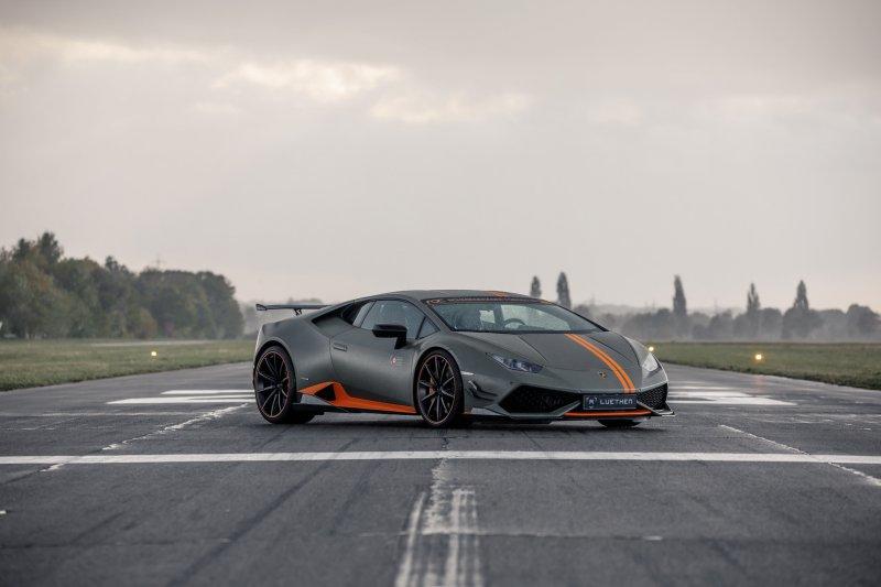 Lamborghini Huracan Avio в тюнинге Luethen Motorsport